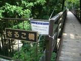 吊り橋さるこ橋