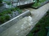 大雨警報洪水注意報