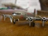 アルミダイキャスト製飛行機