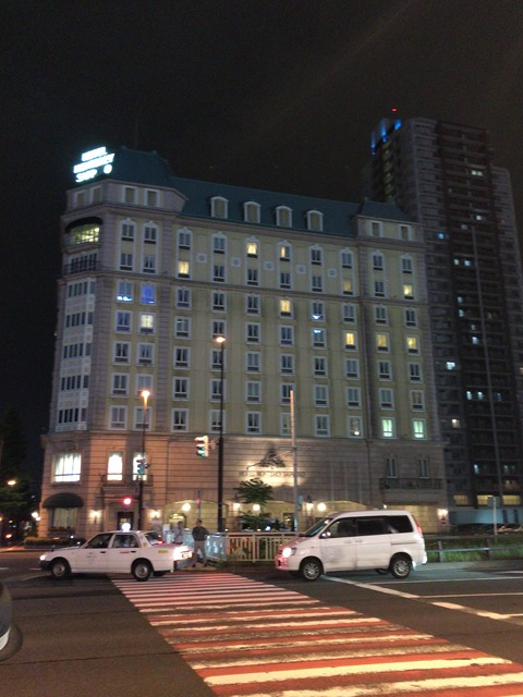 ホテルモントレー札幌