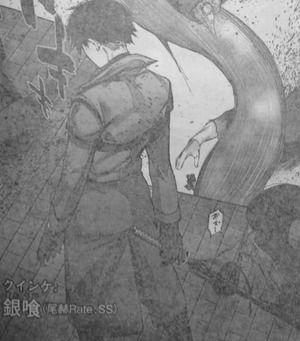 東京喰種 トーキョーグール:re ネタバレ 59話 ノロクインケ(銀喰)の