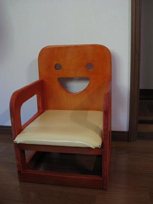 DIY 子供用椅子