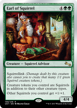Earl of Squirrel