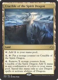 rucible of the Spirit Dragon