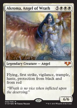 怒りの天使アクローマ_ftv