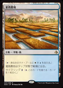 4灌漑農地