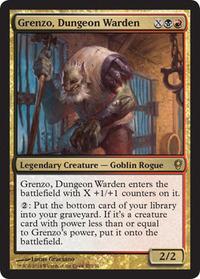 Grenzo,Dungeon Warden
