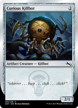 詮索好きの殺人ボット_Curious Killbot