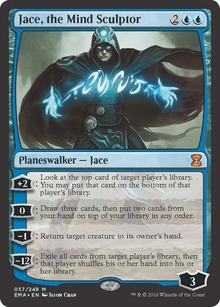Jace,the Mind Sculptor