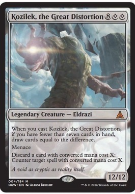 Kozilek,the Great Distortion