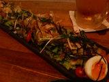 優彩 山芋と半熟玉子のトロトロサラダ