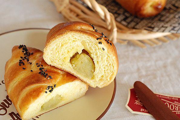 お芋パン2