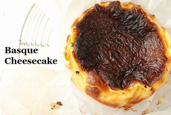 バスクケーキ