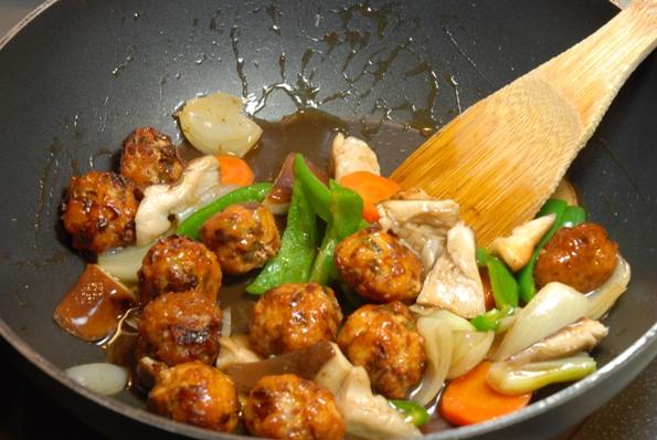 ★うさぎ食堂へようこそ★-酢鶏