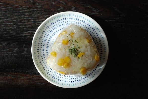 8.21バター コーンチーズパセリ