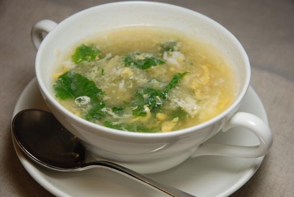 ★うさぎ食堂へようこそ★-カブのスープ