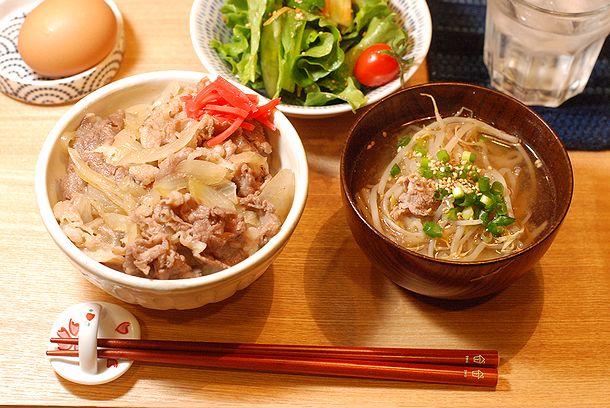 レシピ クックパッド 丼 牛 [B!] 新玉ねぎを使った@山田うどん風かき揚げ丼