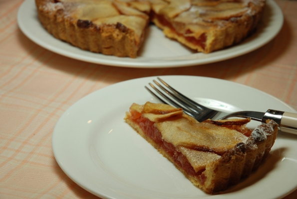 ★うさぎ食堂へようこそ★-アップルパイ