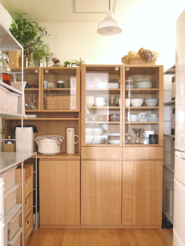 cynthia 様 専用 無印良品 カップボード 食器棚