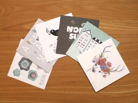 7e24d0bad1 ポストカードとして使いたい、可愛いデザインがたくさんあったので、 気分や季節に合わせて好きなカードを飾ったりして、使わせていただこうと思っています。