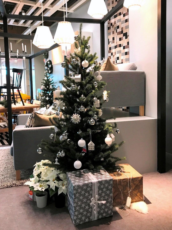 ikeaクリスマス2017!ツリーのオーナメント追加 : usagi works