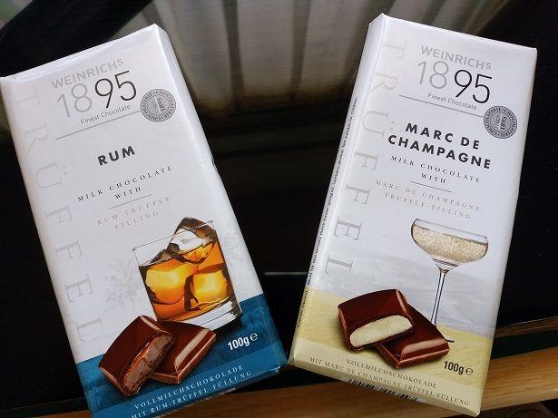 洋酒チョコ