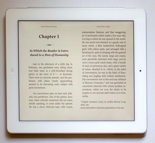 iPad書籍