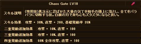 ChaosGate