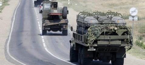 ロシア軍戦車1