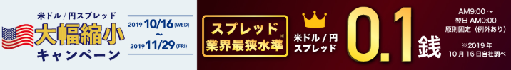ドル円0.1