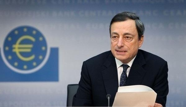 ECBドラギ総裁・記者会見