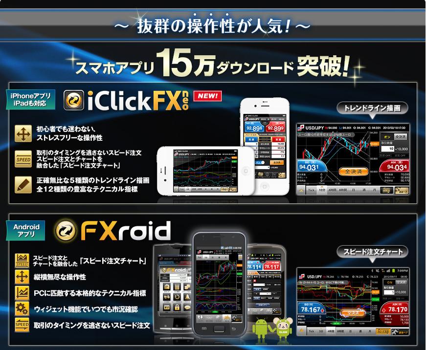 FXスマホアプリ