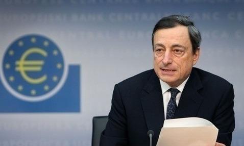 ECBドラギ総裁
