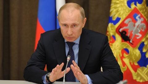 ロシア・プーチン大統領