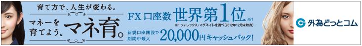 外為どっとコム・20000円キャッシュバックc