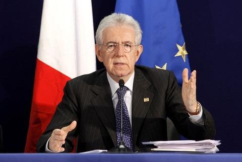 モンティ首相