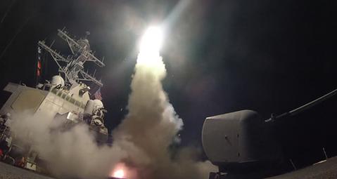 トマホークミサイル