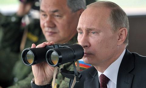 プーチン大統領2