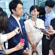 小泉進次郎衆院議員&滝川クリステル、ブログで結婚&妊娠報告