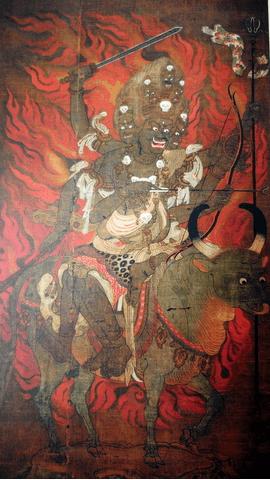 大威徳 明王法 呪詛 : 神仏の力を使った呪殺