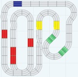 Yellowミニ四駆大会年間チャンピオン戦2012案2