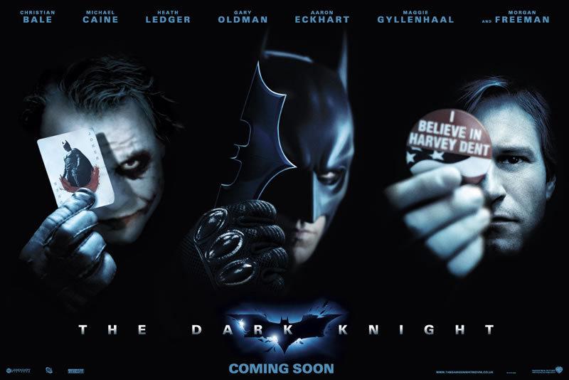 The Dark Knight ダークナイト No.2  映画について解説だか感想