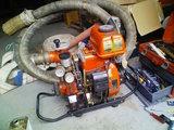放水器 消防車0905