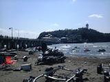 4月1日の江ノ島