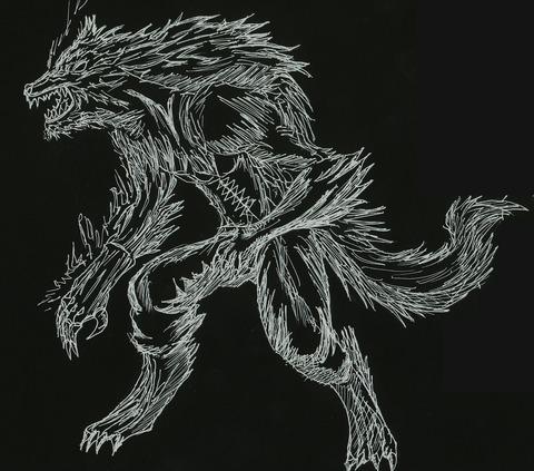 Jacob0004(獣化)黒
