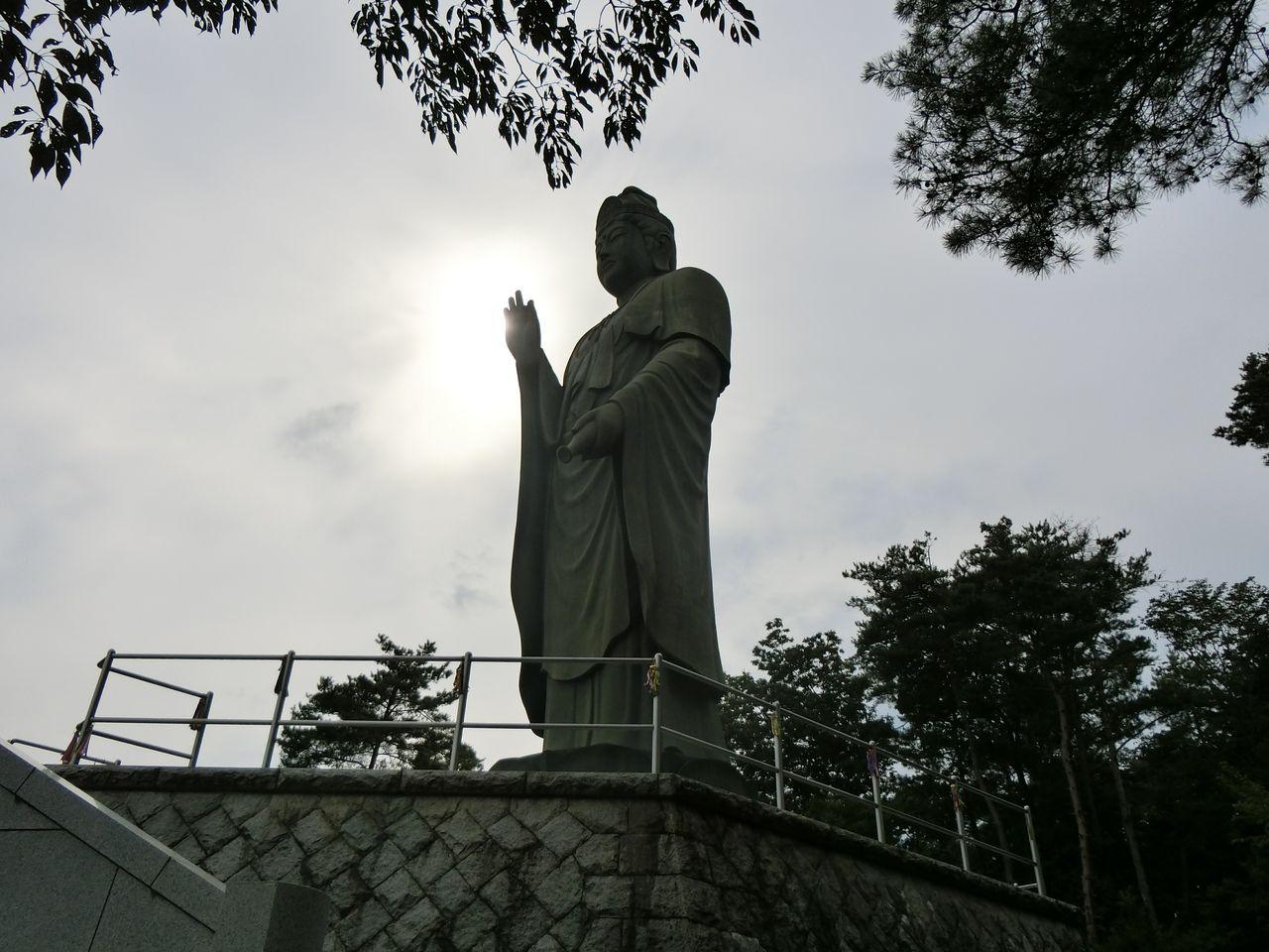 2017/07/16(日) 塩船観音 東京都 : ウシ子とウシ夫の牛歩旅