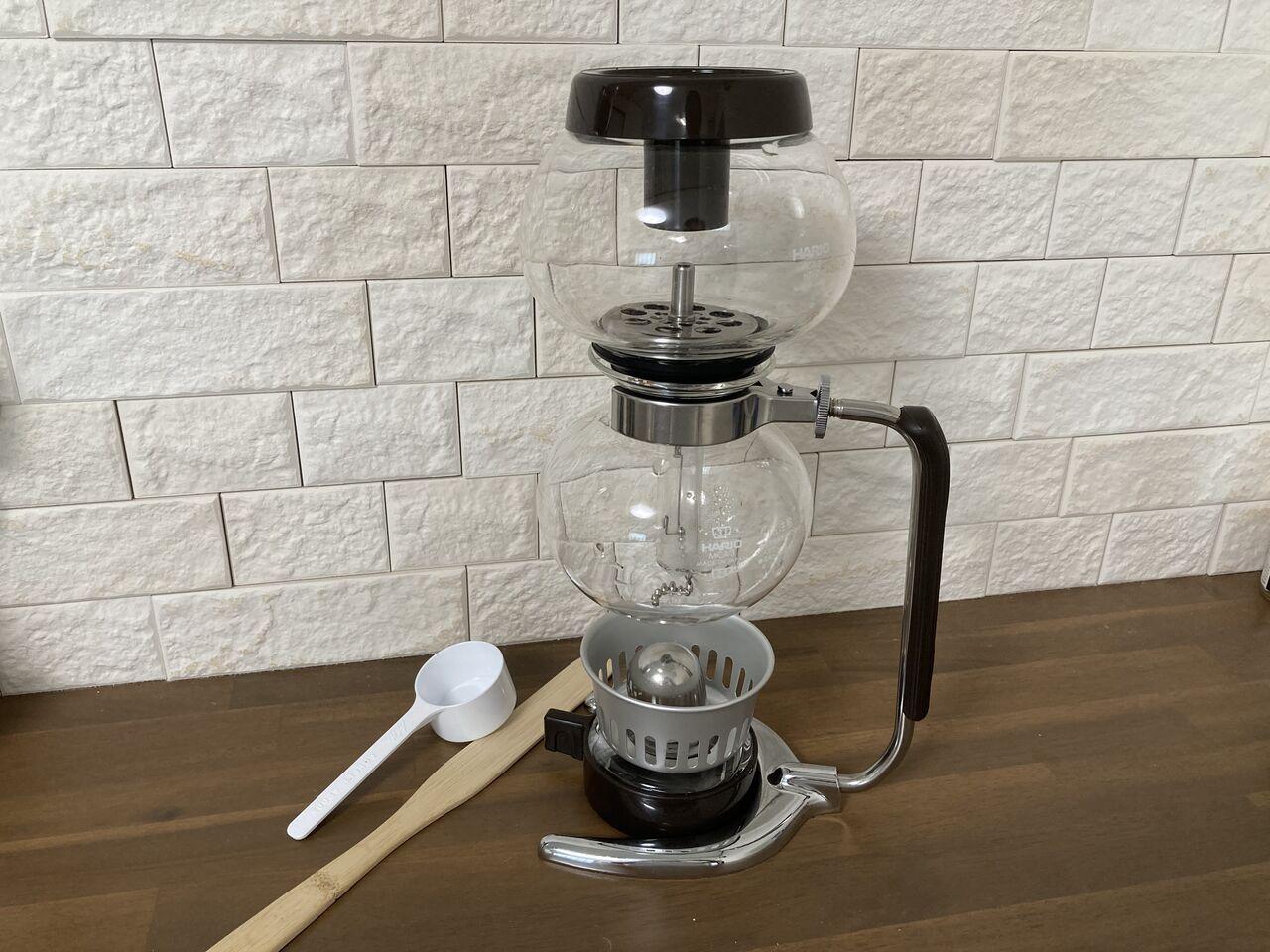 式 コーヒー サイフォン
