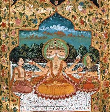 Brahma_sarawati