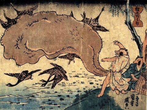 tanuki-kuniyoshi-utagawa-1