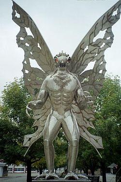 250px-Mothman_statue_2005
